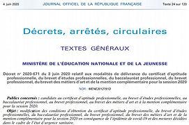 Capture_décret_sur_modalités_de_déliv