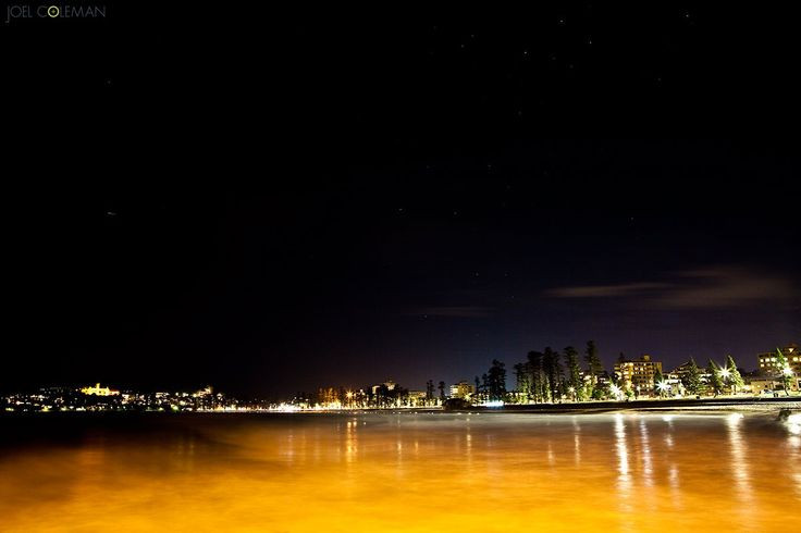 Manly By Night, Joel Coleman Photography