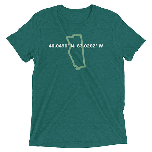 Clintonville Here, t-shirt