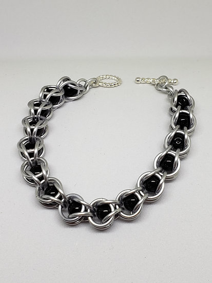 Captive Bead Bracelet