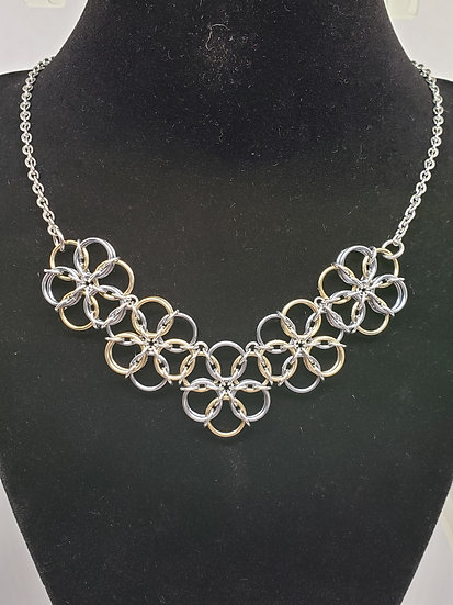 Borealis Garland Necklace