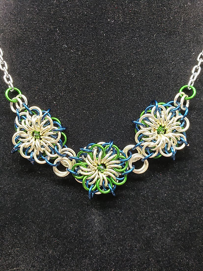 Flares Necklace