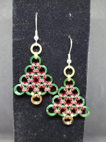 Japanese Tree Earrings