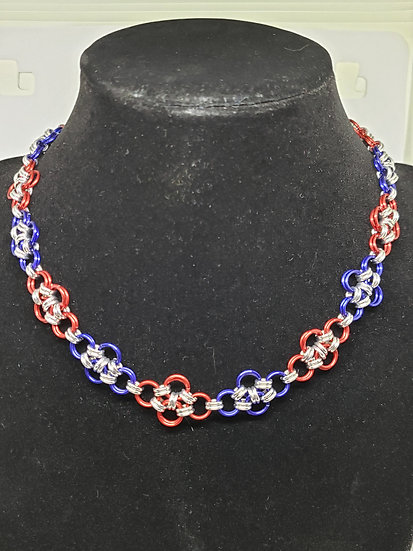 Japanese Cross Necklace