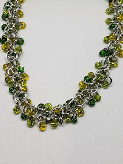 Shaggy Loops Necklace