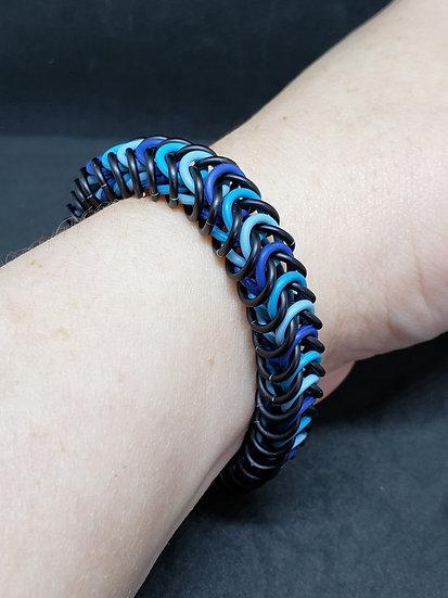 Stretchy Box Chain Bracelet