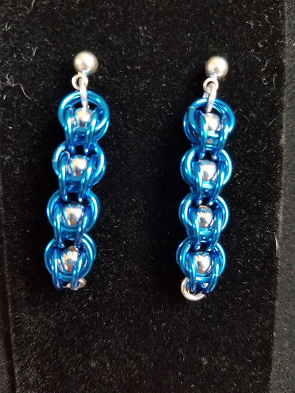 Captive Bead Earrings