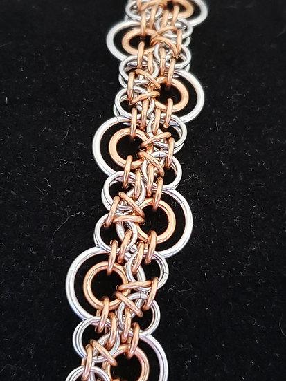 Infinity Weave Bracelet