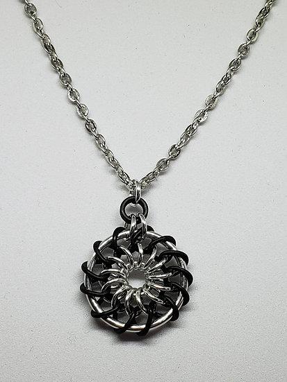 Pinwheels Pendant