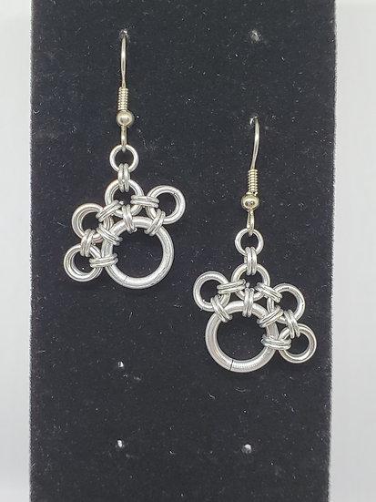 Pawprints Earrings