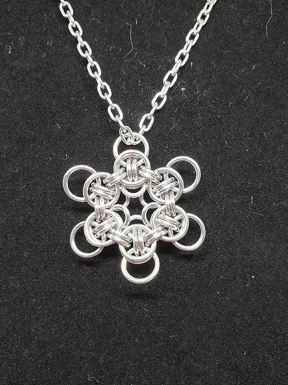 Celtic Petals Pendant