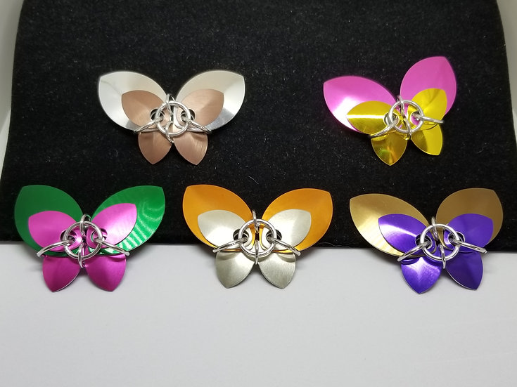 Scale Butterfly