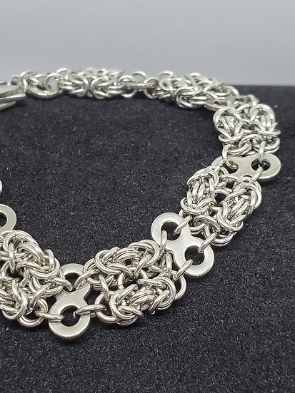 Doublet Chain Bracelet
