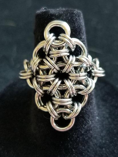 Japanese Weave Ring