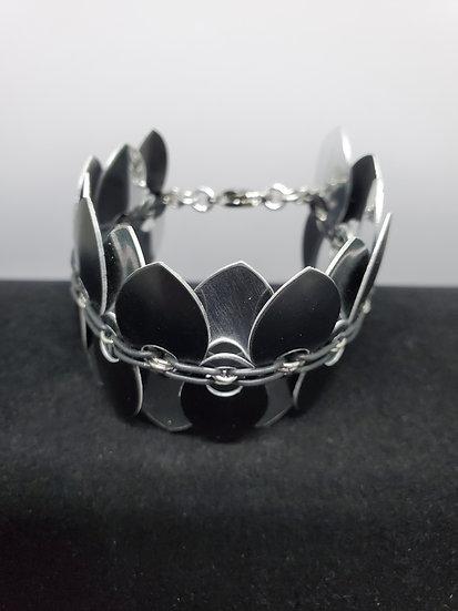 Scale Amour Cuff Bracelet