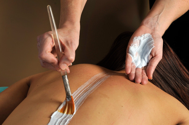 Back Facial w/Massage