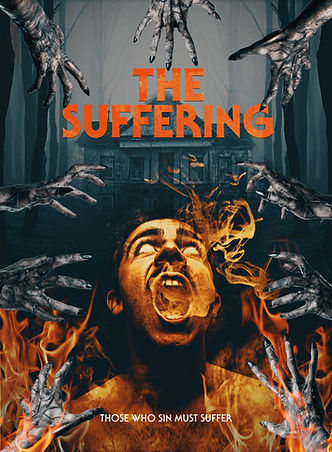 The Suffering, Robert Hamilton, Captureglass, Film, Movie, Horror