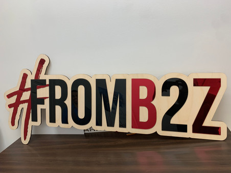 Hastag Show #Fromb2z