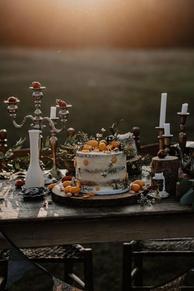 Wedding Cake - Sucre Brun