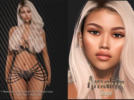 Amalita Shape