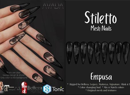 Stiletto Nails Empusa