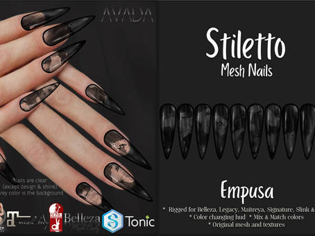 Stiletto Nails Empusa