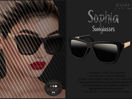 Sophia Sunglasses @ WCF9