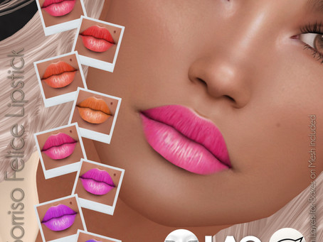 Sorriso Felice Lipstick