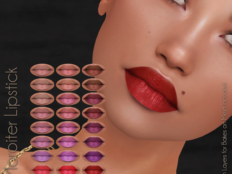 Moroiter Lipstick