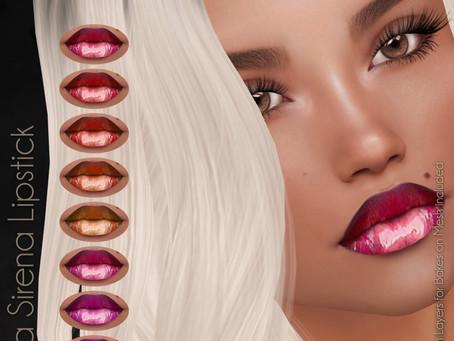 la Sirena Lipstick