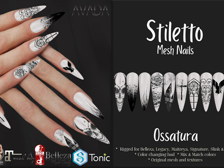 Stiletto Nails Ossatura