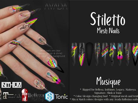 Stiletto Nails Musique