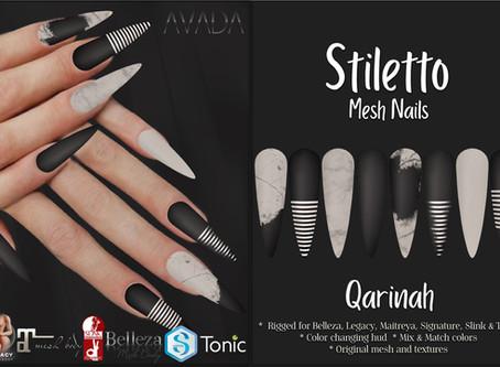 Stiletto Nails Qarinah