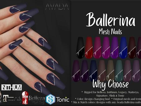 Ballerina Nails Why Choose
