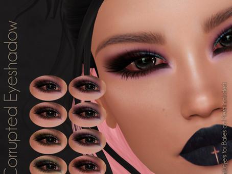 Corrupted Eyeshadow