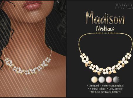 Madison Necklace @ Designer Showcase