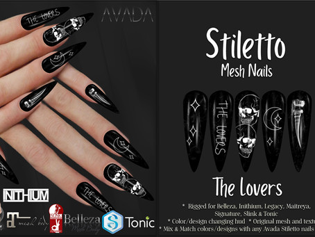 Stiletto Nails The Lovers
