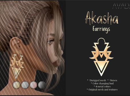 Akasha Earrings
