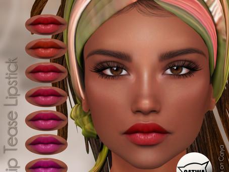 Lip Tease Lipstick for Catwa