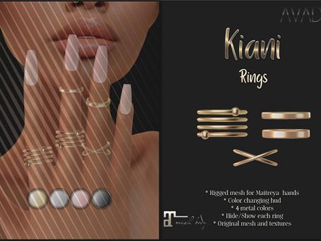 Kiani Rings
