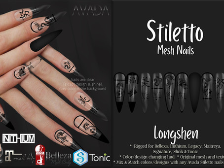Stiletto Nails Longshen