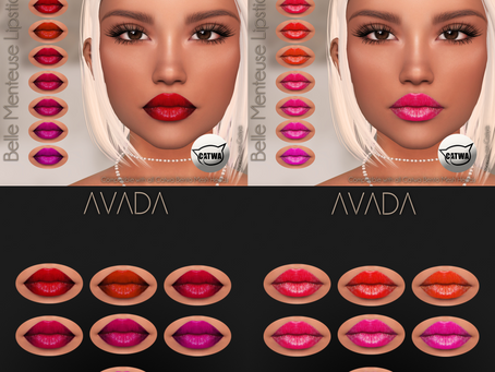 Belle Menteuse Lipstick for Catwa