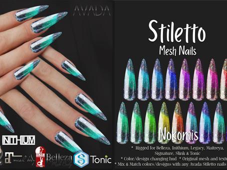 Stiletto Nails Nokomis