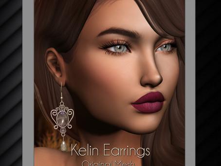 Kelin Earrings
