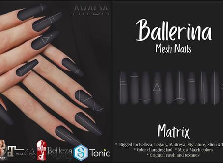 Ballerina Nails Matrix