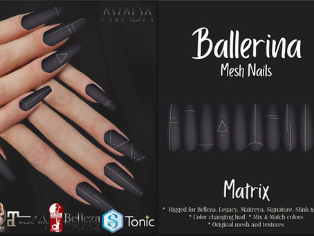 Ballerina Nails Matrix