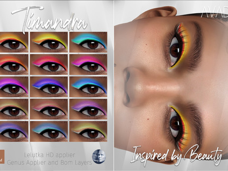Timandra Eyeshadow