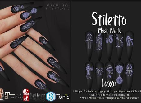 Stiletto Nails Luxor