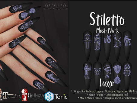 Stiletto Nails Luxor