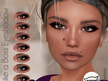 Like a Boss Eyeshadow for Catwa